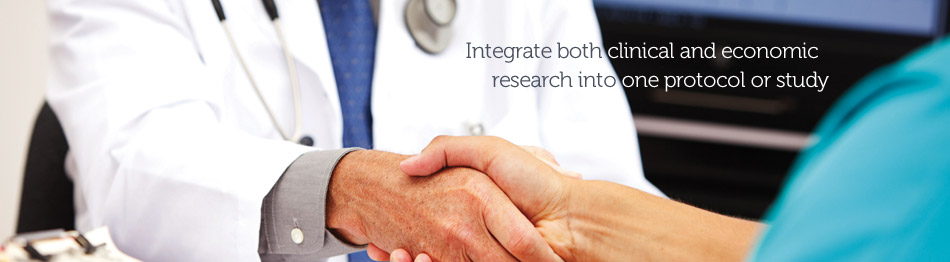 Integrate Both Clinical and Economic